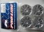 4 Stück Chromfelgen Pro-Line Speed Ten Nr. 2676-41