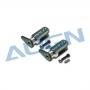 Align H60163T-78 New Metal Main Rotor Holder / Grey