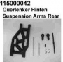 Ansmann 115000042 Suspension Arms Rear - Mulisher