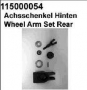 Ansmann 115000054 Wheel Arm Set Rear - Mulisher