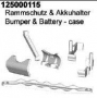 Ansmann 125000115 Bumper & Battery Staps - Smacker