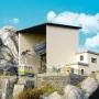 Brawa 6341 Nebelhorn-Seilbahn,Geb�udebausatz, H0