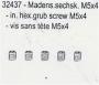 Carson 32437 Madenschraube M5x5mm