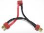 Deans-UltraPlug Seriell-Kabel (2 Akkus)