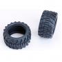 GM Racing 90152.2 Reifen mit Einlagen f�r Truggy 1:8 Spike
