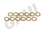 Gaui 204351 Hurricane 425/550 Bearing Washer Pack(W3x4.5x0.5)