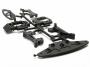 HPI 85031 Daempferbruecken-/Rammersatz (N3)
