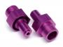 HPI 86465 Radmitnehmer 24mm vorne (lila/2St/Baja)