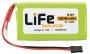 Hobbico LiFeSource LiFe 6.6V 1900mAh 3C Tx/Rx U 4PK