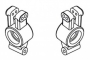 LRP 112333 Radtr�ger hinten (2 St.)