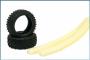 LRP 112368 Reifen Fat Block Profil inkl. Einlage (hart)2stk.1:18