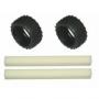 LRP 112514 Reifen Monster Block inkl. Einlage - S18 RMT/NM