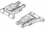 LRP 112906 Untere Querlenker hinten - S18 TC