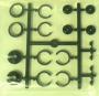 LRP 132018 Plastikteile Daempfer - S8 RTR