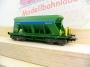 Liliput SBB-CFF Schüttgutwagen 4 Achsig, Firma Hastag Epoche V