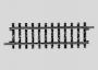 M�rklin 2201 K-Gleissystem Gerades Gleis L�nge 1/2 = 90 mm