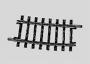 M�rklin 2234 K-Gleissystem Gebogenes Gleis Radius 3 1/4=7.5 Grad