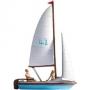 Noch 16824 H0 - Segelboot, nicht schwimmf�hig