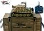 Sturmtiger Panzer mit Metallunterwanne IR Hinterhalttarn