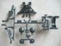 Tamiya 0115360 L-Teile D�mpferbr�cke Hinten GB-01,GB01T