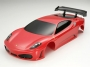 Tamiya 51202 1/10 RC Body Set Ferrari F430 Lackiert