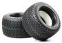 Tamiya 51303 2 X Tyres+Sponge Nitrage