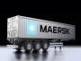 Tamya 56326  40-Fu� Container-Auflieger