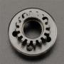 Traxxas 5216 Clutch Bell 16T/Fiber Washer/E-Clip Revo (2)
