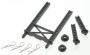 Traxxas 7315  Body Mount Rear/Body Mount Posts, Front (2)