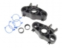 Traxxas Axle Carrriers Left & Right/Bearing Adapters(2)
