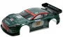 Kyosho IGB004 Aston Martin DBR9 Inferno GT Painted Bodyshell