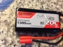 ePower EXP eco-20C 1300mAh 2S1P 7.4V